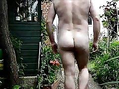 naked garden stroke