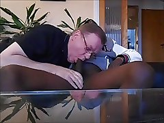 Me sucking a young swedish BBC