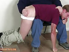 Sean's First Spanking Part 2