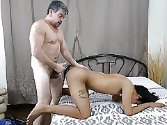 Daddy Barebacks Asian Boy Freddy