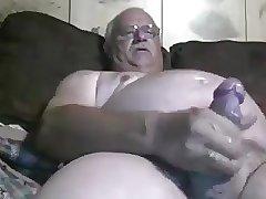 Old cum on cam 13