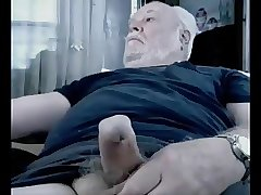 Old cum on cam 12