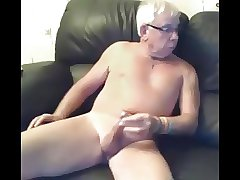 Old cum on cam 10