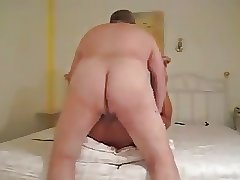 Fat mature men fucking a grandpa