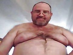 BIG FAT BEAR MUSCLE FLEX