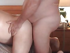 Mature Dad fuck