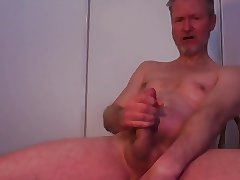 All naked cum