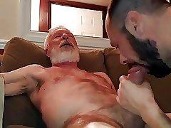Grandpa get sucked
