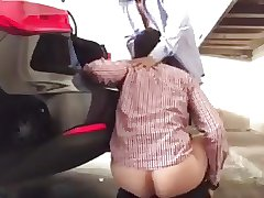 he suck his boss in public for promotion