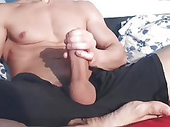 Daddy masturbation