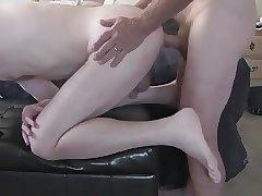 Dad gives his boy 3 hot loads