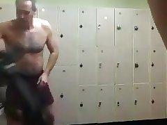 Hot daddy changing