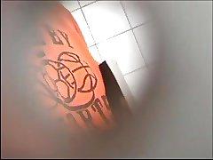Spying urinal