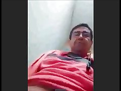 chilean daddy wanking webcam