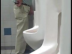 daddy spy toilet
