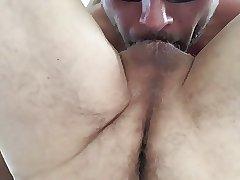 deepthroat old man