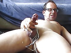Bating anal fun with toys and my own fist.