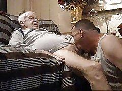 Was Sucking Daddy's Cock When.....