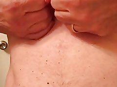 Artemus - Crossdressed Bras Big Nips and Tits Play