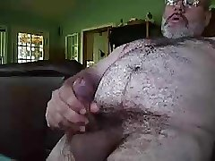 chubby daddy bear jerk off