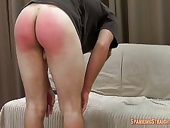 Andrew's First Ever Spanking Part 2