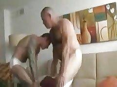 papas musculoso cachondos