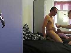 Danish Guys - Doggy style after blowjob
