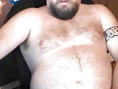 Hot chub bear edging