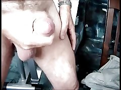 Old Man Cumshot Compilation
