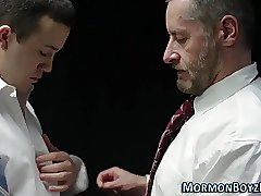 Sucked mormon watched