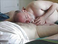 Sensuous Sucking For A Big-Dicked Dude.  OD Video 206.