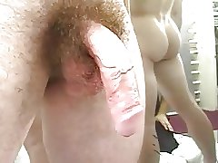 20ish GUY SHY ABOUT BIG COCK