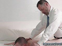 Uniform mormon raw dawgs
