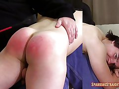 Chris' First Spanking Pt 2