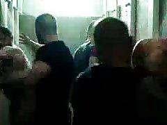 prison shower french nicolas duchauvelle