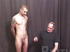 Ricky Spanking Positions 3
