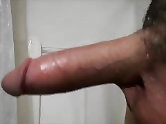Sample shower wank
