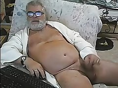 Naked Bearded Daddy