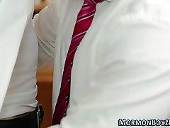 Mormon screws bishops ass