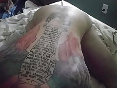 Daddy loves sucking my mexican cock