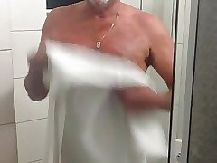 daddy at the shower