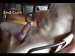 Submissive sexy boy