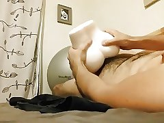 Big cock forces little Ana Puni