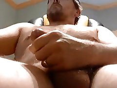 Hot married redneck edging and cumming