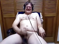 Handsome daddy with nice cock