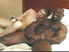 Big Black Man vs White Boy
