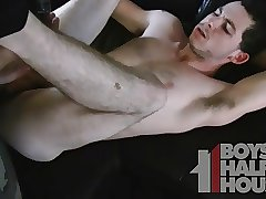 Young Guy GETS NAILED bareback By Daddy