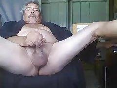 Dad johnlefty49 Cums