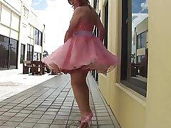 Petticoat sissy