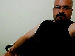 Very handsome turkish wanking